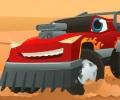 מגרש הגרוטאות: מלחמת המכוניות