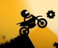 מקלון על אופנוע