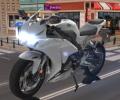 אופנוע מחוף לחוף