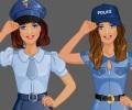 מעצבת אופנה: בלוז לכחולת המדים
