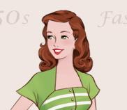 אשת שנות החמישים