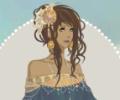 נערת ארט-נובו